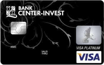 Получить карту кредитную Виза Платинум