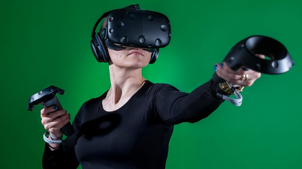 a new experience of reality through virtual reality in video games